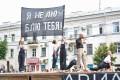 Парад и выступления уличных театров